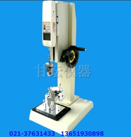3kg钮扣拉力试验机,童装钮扣拉力测试仪FAQ-30N