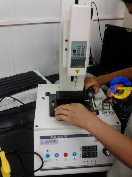 100公斤拉力试验机_FSV-1000N电动拉力测试台供应