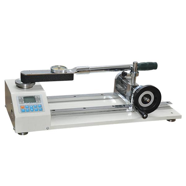 数显式扭力板手检测机,扭矩扳手检定仪_生产专卖