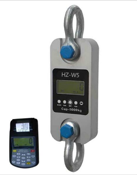 可USB串口连接电脑的无线测力计 量程:1T-200T