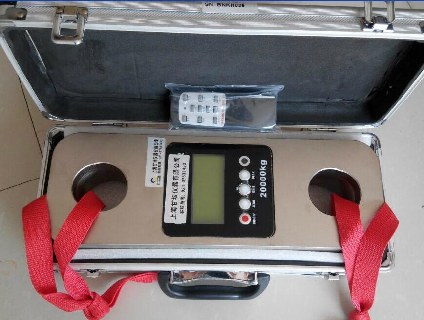 带遥控器的测力计