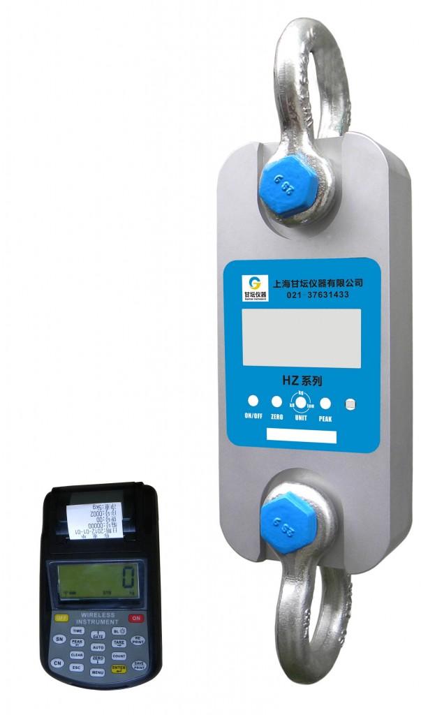 HZ-W5无线打印测力计.高精度测力器