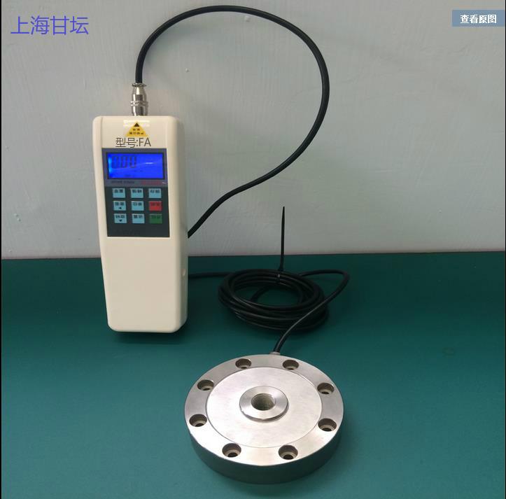 3吨拉力计防水-3T数显外置推拉力计.30KN电子数显测力计