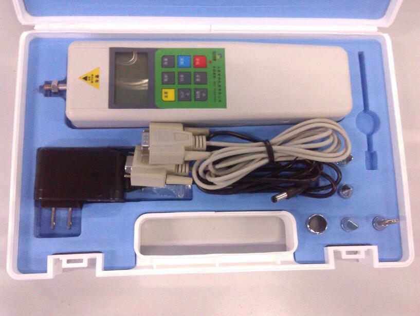 LCD双排数字测力计FA-500N.永久保存测试报告