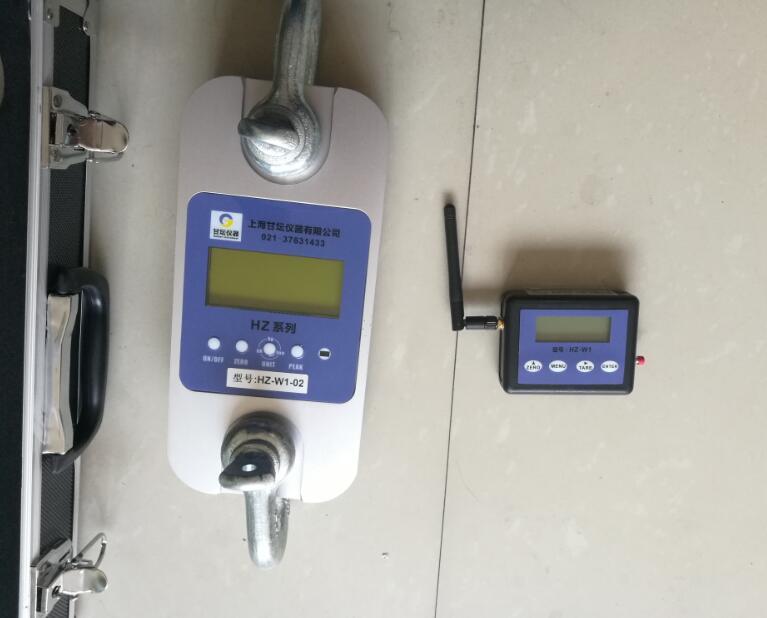 无线传输测力计