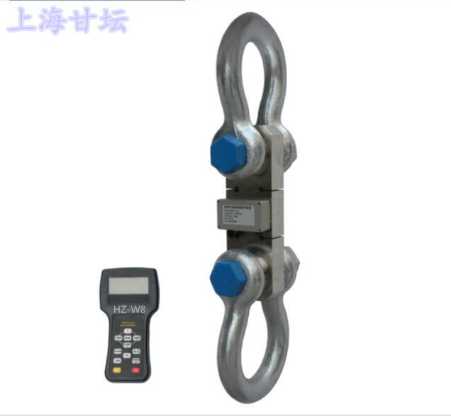 防水测力计40吨60吨85t-可室外、水下使用的无线测力计